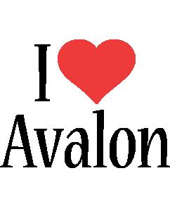 Avalon Heart naked 762