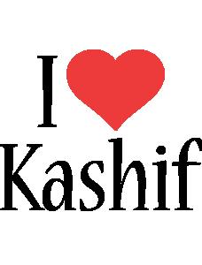 Kashif logo name logo generator i love love heart for I love design