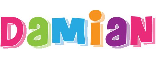 Damian Logo Create Custom Damian Logo Friday Style