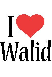 Walid LOGO * Create Custom Walid logo * I Love STYLE *