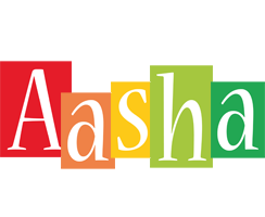 Aasha colors logo