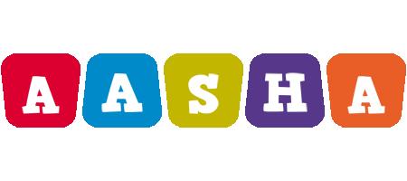 Aasha kiddo logo