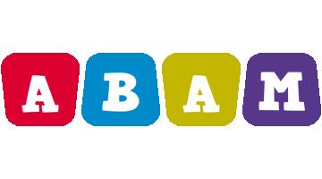 Abam kiddo logo