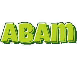 Abam summer logo