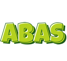 Abas summer logo