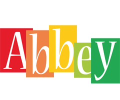 Abbey colors logo