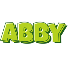 Abby summer logo