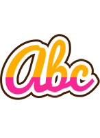 Abc smoothie logo