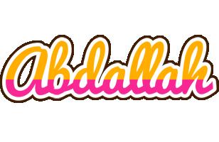 Abdallah smoothie logo