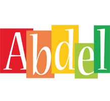 Abdel colors logo