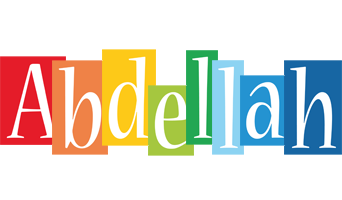 Abdellah colors logo
