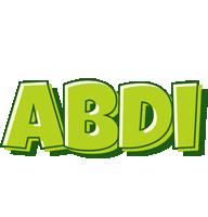 Abdi summer logo