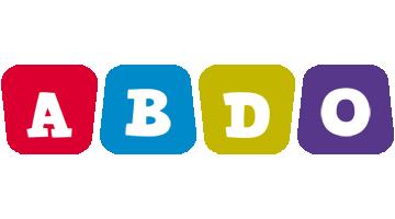 Abdo kiddo logo