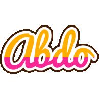 Abdo smoothie logo