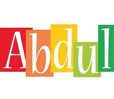 Abdul colors logo