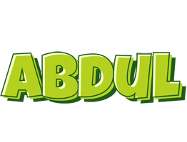 Abdul summer logo