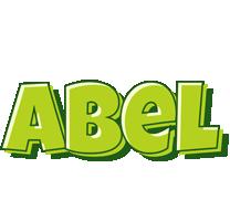 Abel summer logo