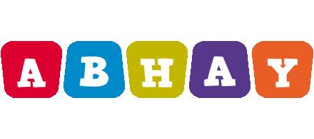 Abhay kiddo logo