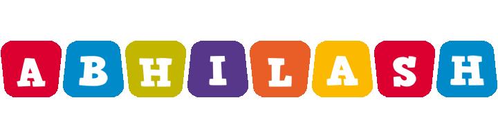 Abhilash kiddo logo