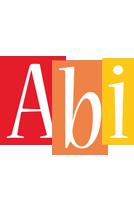 Abi colors logo