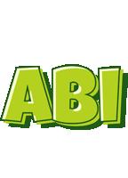 Abi summer logo