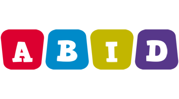 Abid kiddo logo