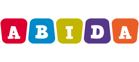 Abida kiddo logo