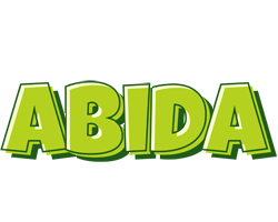 Abida summer logo