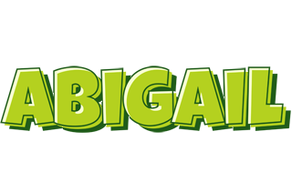 Abigail summer logo