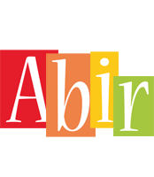 Abir colors logo