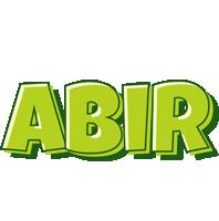 Abir summer logo