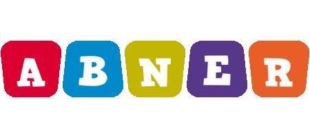 Abner kiddo logo