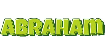 Abraham summer logo