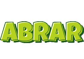 Abrar summer logo
