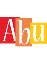 Abu colors logo