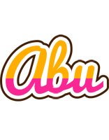Abu smoothie logo