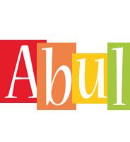 Abul colors logo