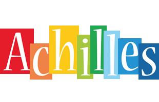 Achilles colors logo