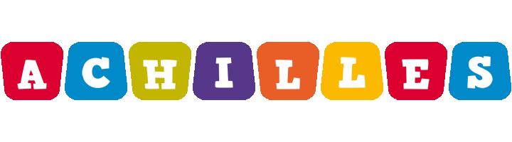 Achilles kiddo logo