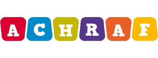 Achraf kiddo logo
