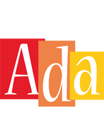 Ada colors logo