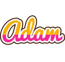 Adam smoothie logo
