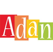 Adan colors logo