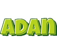 Adan summer logo