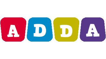 Adda kiddo logo