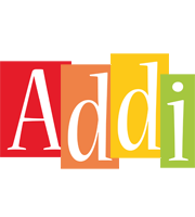Addi colors logo