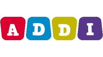 Addi kiddo logo