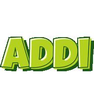 Addi summer logo