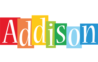Addison colors logo