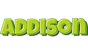 Addison summer logo